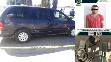 Photo of Consigna SSPH a individuo presuntamente relacionado con intento de robo en Pachuca