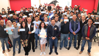 Photo of Estudiantes de la UPT  son beneficiados con entrega de becas institucionales