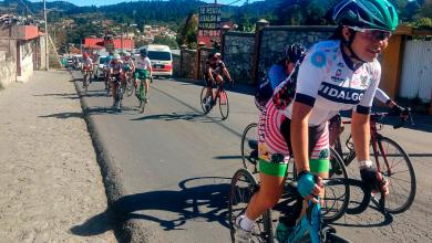 Photo of El Centro deportivo Hidalguense y de Alto Rendimiento albergó el segundo campamento de ciclismo