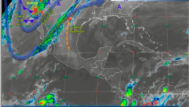Photo of En el noroeste de México prevén lluvias, rachas de viento fuerte, descenso de temperatura y nevadas o aguanieve