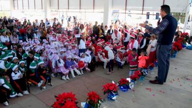 Photo of Presentan CAIC´S de Mineral de la Reforma, festival navideño