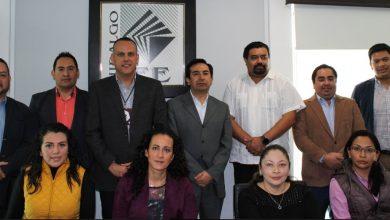 Photo of IEEH recibieron a la Comisión Operativa Provisional de Movimiento Ciudadano