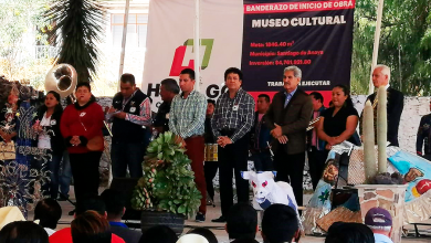 Photo of Gobierno del Estado invierte 4 mdp en la construcción de Museo Cultural