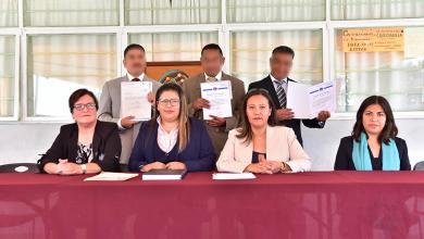 Photo of Obtienen licenciatura tres personas privadas de la libertad en el Cereso de Pachuca