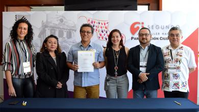 Photo of Concluye  Segundo Taller Nacional de Participación Ciudadana organizado por el IEEH