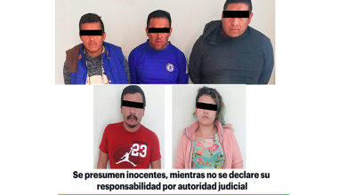 Photo of Detiene Policía Estatal a cinco personas con probable droga en Tlaxcoapan y Tlahuelilpan