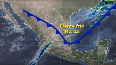 Photo of Hoy se prevé marcado descenso de temperatura en gran parte de México