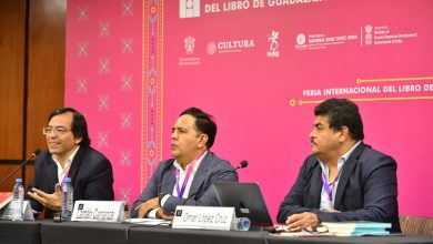 Photo of Hidalgo y Grano de Sal presentan en la FIL de Guadalajara obras de la Biblioteca Científica