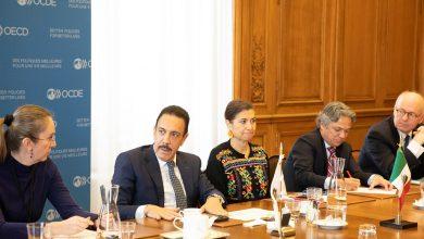 Photo of Gobernador de Hidalgo realiza una gira de trabajo por países europeos