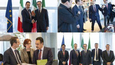 Photo of Gobernador Omar Fayad y Presidente de Lombardía acuerdan cooperación económica, social y educativa