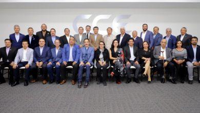 Photo of Se reúne Gobernador de Hidalgo con integrantes del CCE