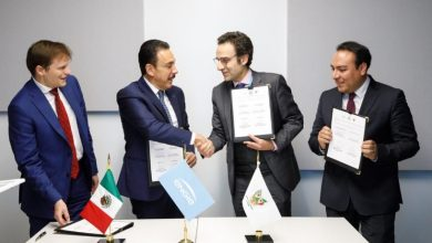 Photo of Anuncia Gobernador Omar Fayad inversión francesa por más de 2,300 mdp
