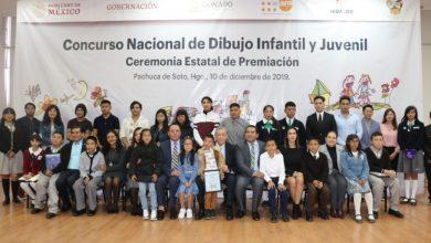 Photo of Gobierno de Hidalgo premia a ganadores del Concurso Nacional de Dibujo Infantil y Juvenil