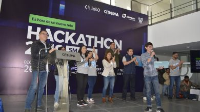 Photo of Premian proyectos innovadores del Hackathon 2019