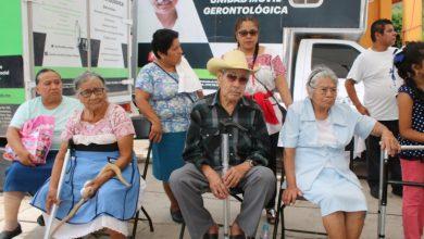 Photo of Amplía cobertura de atención integral a adultos mayores IAAMEH