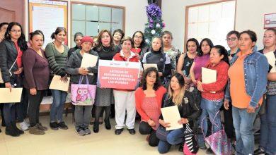 Photo of IHM entrega créditos adicionales a mujeres en el cierre de los 16 Días Activismo