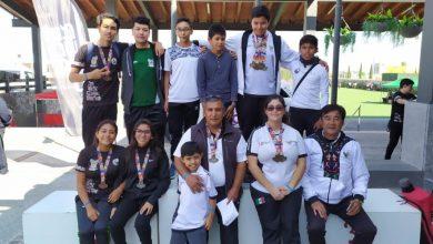 Photo of Excelente participación de los arqueros hidalguenses en el Nacional Bajo Techo 2019