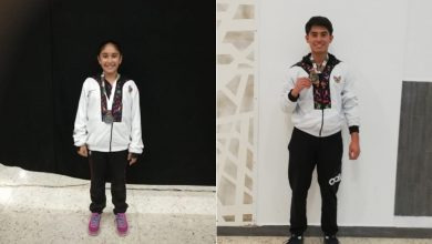 Photo of Hidalguenses ganan medallas en la 51 edición del Nacional del Pavo de Halterofilia
