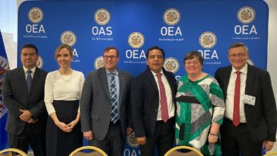 Photo of Presentan Sincrotrón ante la Comisión Interamericana de Ciencia y Tecnología de la OEA