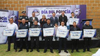 Photo of Reconoce Alcalde Raúl Camacho a Policías Municipales