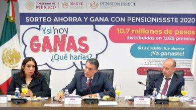 Photo of Entregará pensionIssste 10.7 mdp entre cuentahabientes