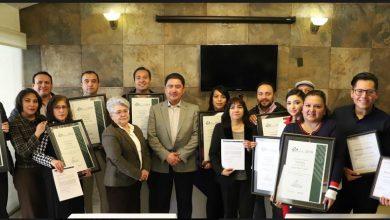 Photo of Consolida SSH la obtención de premios caminando a la excelencia