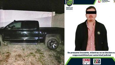 Photo of SSPH detiene a hombre que transportaba  grupo de migrantes centroamericanos