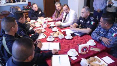 Photo of Fusionarán operativos limítrofes Secretarías de Seguridad de Tlaxcala, Puebla e Hidalgo