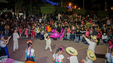 Photo of Cientos de familias disfrutan de preposada navideña en Tepeji del Río