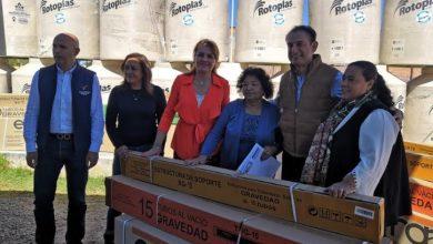 """Photo of Entregan nuevo paquete de apoyos y subsidios """"Creciendo Juntos"""" en Tulancingo"""