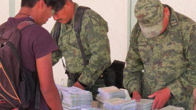 Photo of Fines de semana de diciembre se entregaran Cartillas del Servicio Militar liberadas en Tulancingo