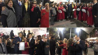 Photo of Mandatario FPR reconoce arraigo y éxito del  Danzón en Tulancingo