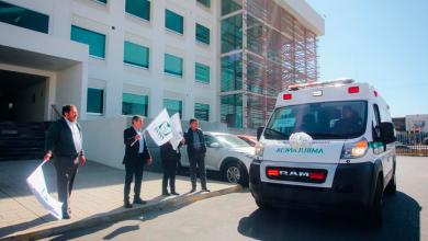 Photo of Destina IMSS nueva ambulancia para el Hospital Rural no. 21 en Huejutla