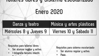 Photo of Abren convocatoria para Programa de Educación Artística en Mineral de la Reforma
