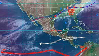 Photo of Rachas de viento de 70 km/h se pronostican para el Istmo y el Golfo de Tehuantepec