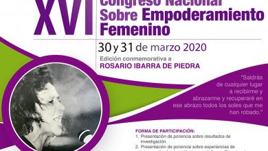 Photo of Reconocerá UAEH a Rosario Ibarra en Congreso sobre empoderamiento femenino