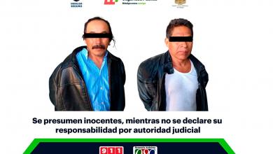 Photo of Detienen a dos hombres armados en Ixmiquilpan