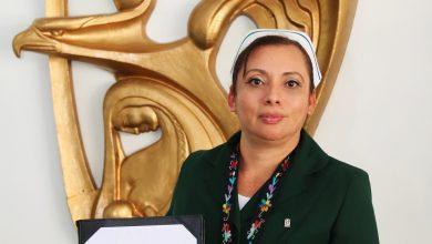 Photo of Otorga IMSS premio al Mérito a enfermera del Hospital Rural de Metepec