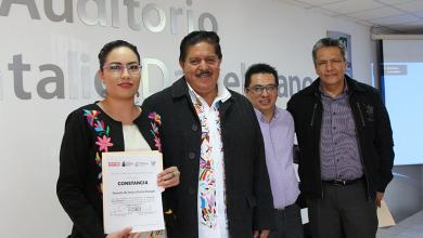 Photo of Trabajadores del IHEA concluyeron curso de lengua náhuatl de la Huasteca Hidalguense