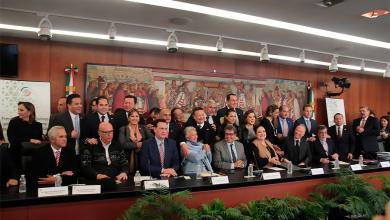 Photo of Julio Menchaca Salazar participa en el análisis de la Reforma del Sistema de Procuración y Administración de Justicia