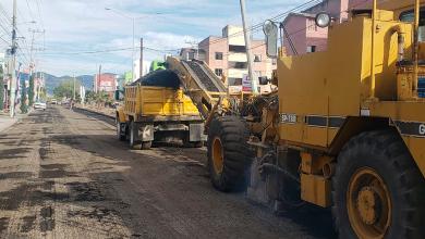 Photo of Obras Públicas estatal inicia con la rehabilitación de la avenida del Palmar