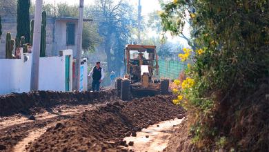 Photo of Inicia SOPOT pavimentación de calles en varios municipios de Hidalgo