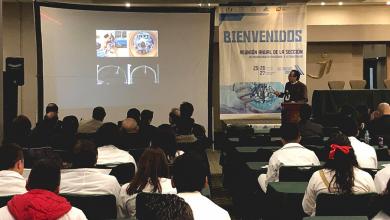 Photo of 22a Reunión Nacional de Residentes en el Hospital General