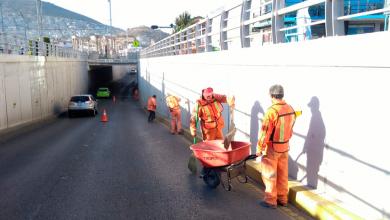 Photo of Trabajos de limpieza en el Río de las Avenidas