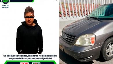 Photo of Asegura Policía Estatal a individuo  por presunto tráfico de personas