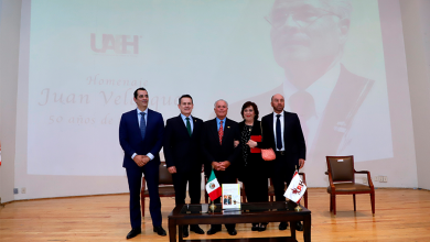 Photo of Realiza UAEH homenaje a Juan Velasquez