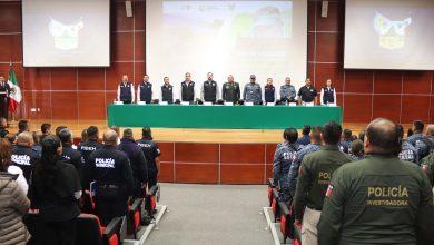 Photo of capacitan a policías sobre el uso de la Fuerza para la Aplicación de la Ley