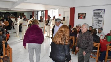 Photo of Festejan a adultos mayores en casa club de la Tercera Edad de Tulancingo