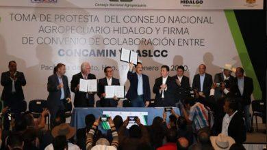 Photo of Rinde protesta Consejo Nacional Agropecuario capítulo Hidalgo