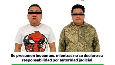 Photo of Asegura SSPH a 2 hombres con probable droga en Mineral de la Reforma